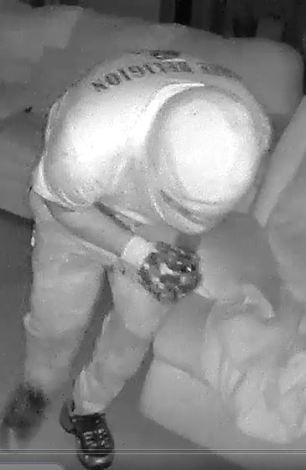 Clayton PD Burglary Suspect 08-17-18-4CP