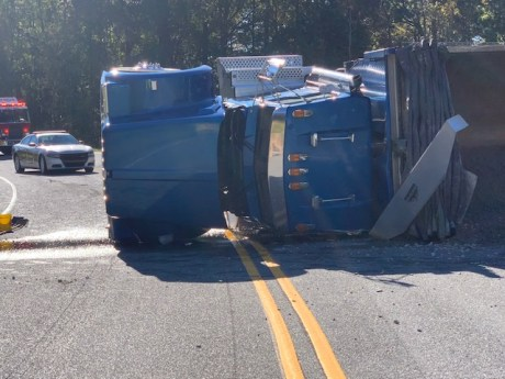 Accident - Gordon Road, 10-30-18-4JP