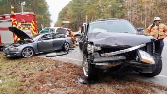 Accident - Highway 42, Highway 96, 11-20-18-3JP
