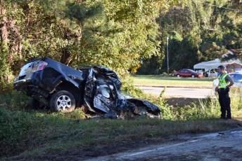 Accident - NC39, NC231 11-07-18-11JT