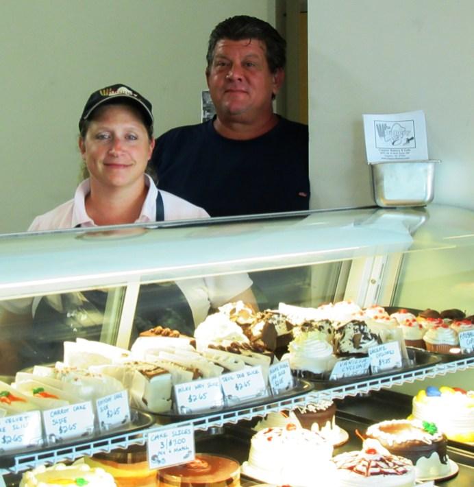 Jen and Rich Girard, Clayton Bakery & Cafe