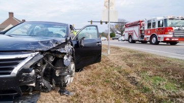 Accident Causes Injuries – JoCo Report
