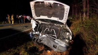 Accident - Swift Creek, Short Journey Road, 12-13-18-3JP