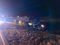 Accident - US701 South, Stewart Road 12-11-18-3JT