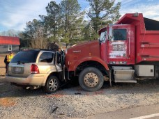 Accident - NC96, Live Oak Church Road, 01-10-19-10JT