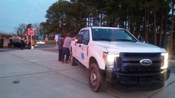 Accident - US301, I-95 Four Oaks 01-08-19-2ML