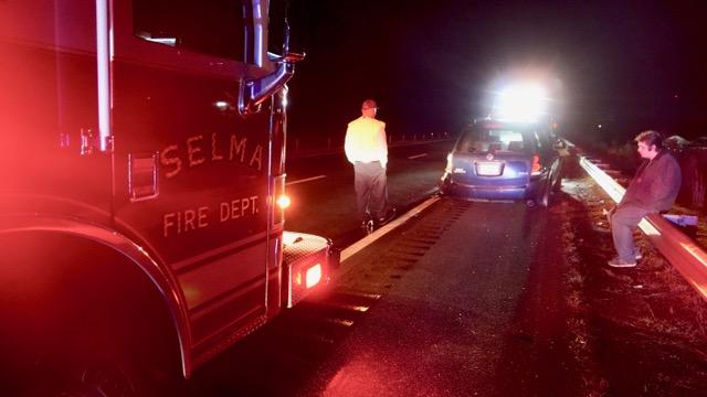 Accident - US70 Selma Flyover 01-07-19-1JP