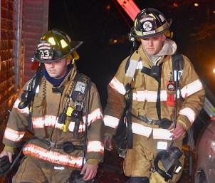 Fire - North Church Street, Clayton 01-23-19-11JT