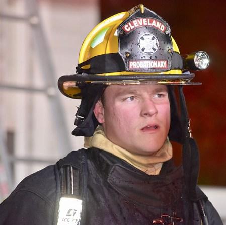 Fire - North Church Street, Clayton 01-23-19-12JT
