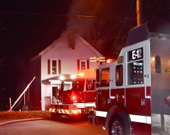 Fire - North Church Street, Clayton 01-23-19-4JT