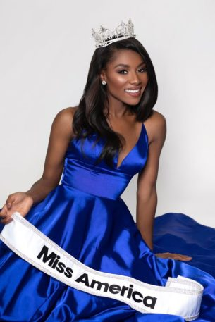 Nia Franklin Miss America 01-10-19CP
