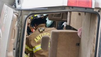 Accident - Branch Chapel Road, 02-22-19-2JP