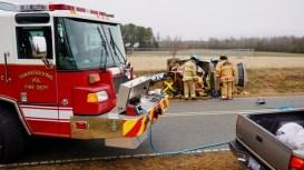 Accident - Branch Chapel Road, 02-22-19-4JP