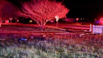 Accident - Woodruff Road, 03-04-19-2JP