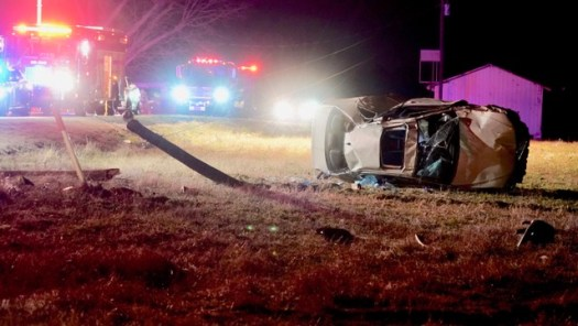 1 Killed, 1 Critically Injured In Highway 210 Wreck – JoCo