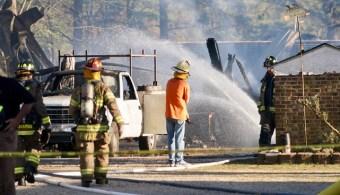 Fire - Five Points Road, 03-29-19-3Jp