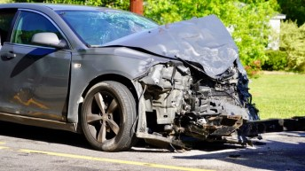 Accident - NC42 East, Creech Church Road, 04-24-19-2JP