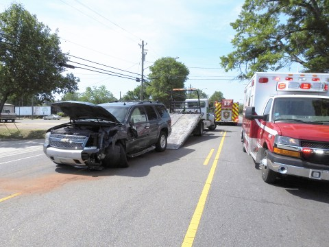 Accident - US301 South, 04-25-19-2ML