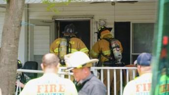 Fire - Parrish Street, Selma 04-18-19-3JP