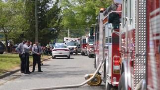 Fire - Parrish Street, Selma 04-18-19-6JP