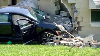 Accident - Brogden Road, 05-02-19-1JP