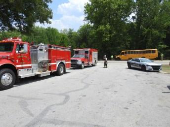 Accident - Bus US701, Stewart Road, 05-30-19-11ML