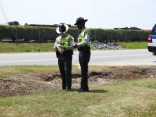 Accident - Bus US701, Stewart Road, 05-30-19-14ML