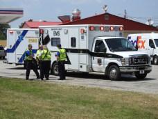 Accident - Bus US701, Stewart Road, 05-30-19-4ML
