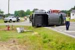Accident – Woodard, Bakers Chapel Road, 05-17-19-1JP