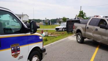 Accident - Woodard, Bakers Chapel Road, 05-17-19-4JP