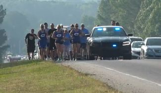 Clayton PD Torch Run 05-30-19-3CP