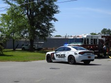 Smithfield Gas Leak - North 5th Street, 05-16-19-4ML