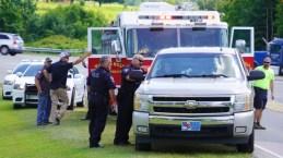 Accident - Wilsons Mills Fire Truck 07-01-19-4JP