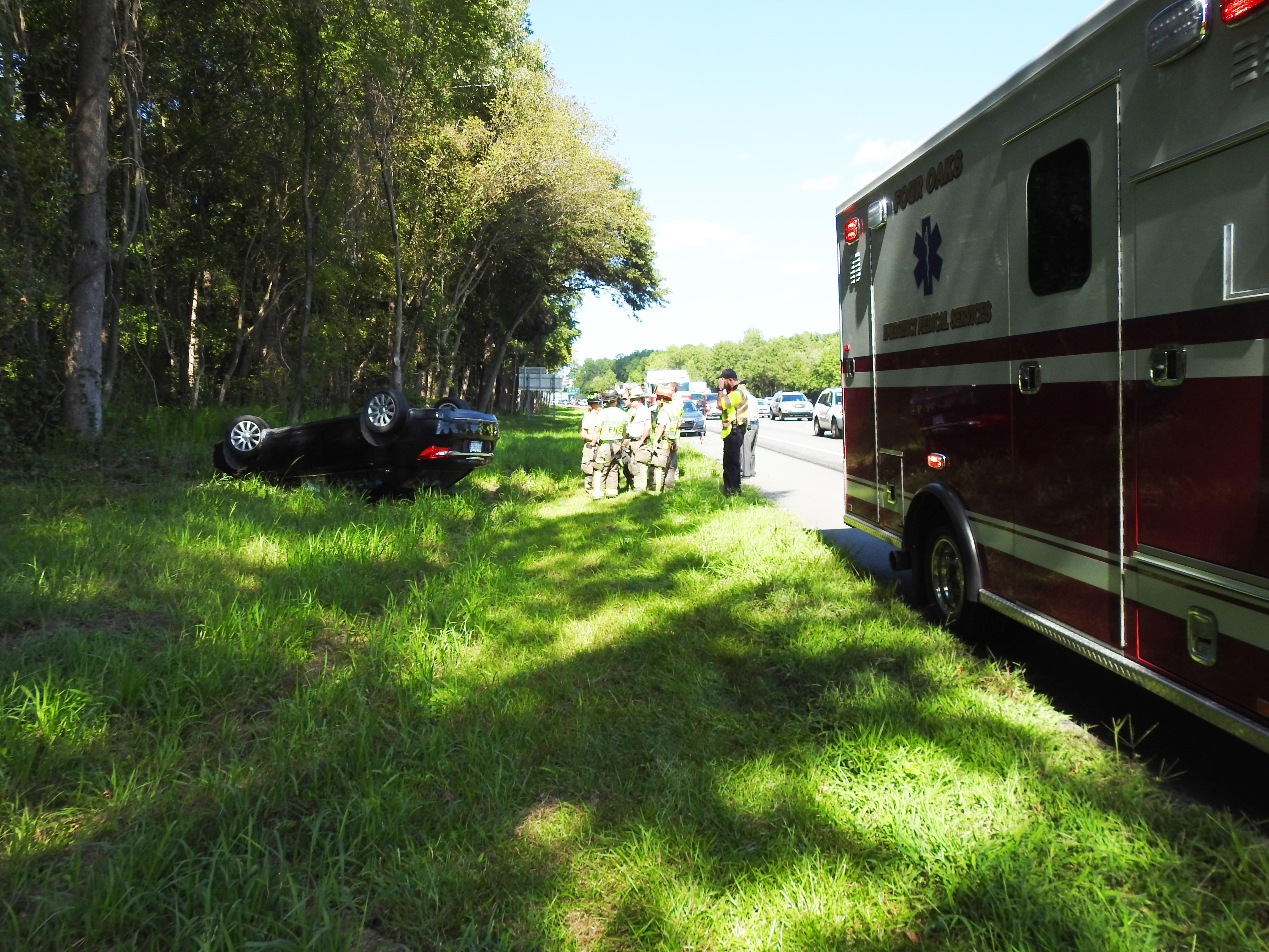 Accident Causes Delays On I-95 – JoCo Report