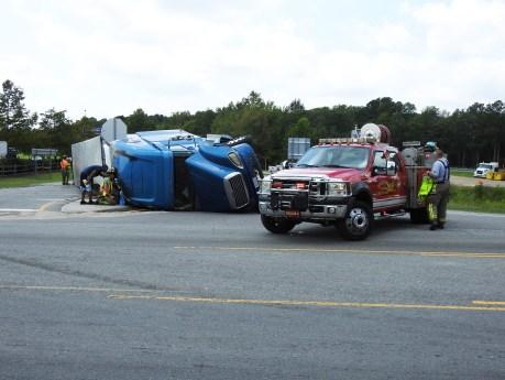 Accident - NC 96, US701 08-21-19-1ML