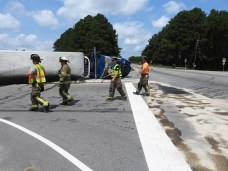 Accident - NC 96, US701 08-21-19-5ML