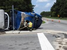 Accident - NC 96, US701 08-21-19-6ML