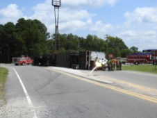 Accident - NC 96, US701 08-21-19-8ML