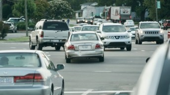 Traffic - US70, Main - Clayton 08-19-3JP