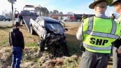 Accident - US70, Old Cornwallis Road, Princeton 12-27-19-2JP