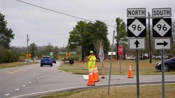 Accident - NC 96, Little Devine Road, 01-15-20-4JP