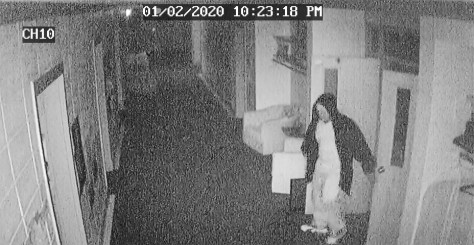 Wayne Church Break-In Suspect 01-10-20-1CP
