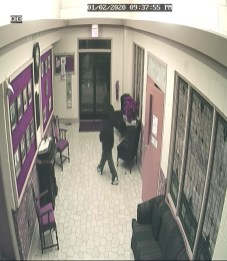 Wayne Church Break-In Suspect 01-10-20-5CP