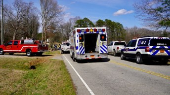 Accident - NC96 North, 02-28-20-5JP