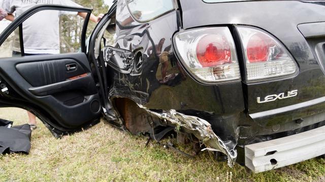 Accident - Covered Bridge Road, 03-16-20-1JP