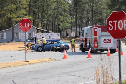 Accident - NC27, Red Hill Church Road 03-27-20-1TH