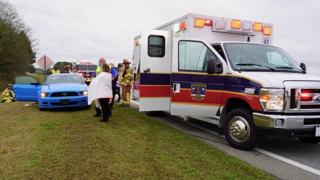 Accident - US70 Wilsons Mills 03-24-20-1Jp