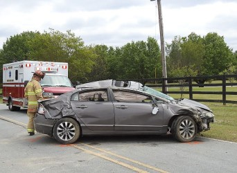 Accident - Hickory Grove Road 04-15-20-5ML