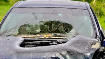Accident - Little Creek Church Road, Pony Farm Road, 04-21-20-2JP