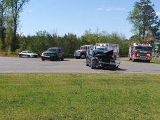 Accident - NC50, Eldridge Road 04-10-20-1ML